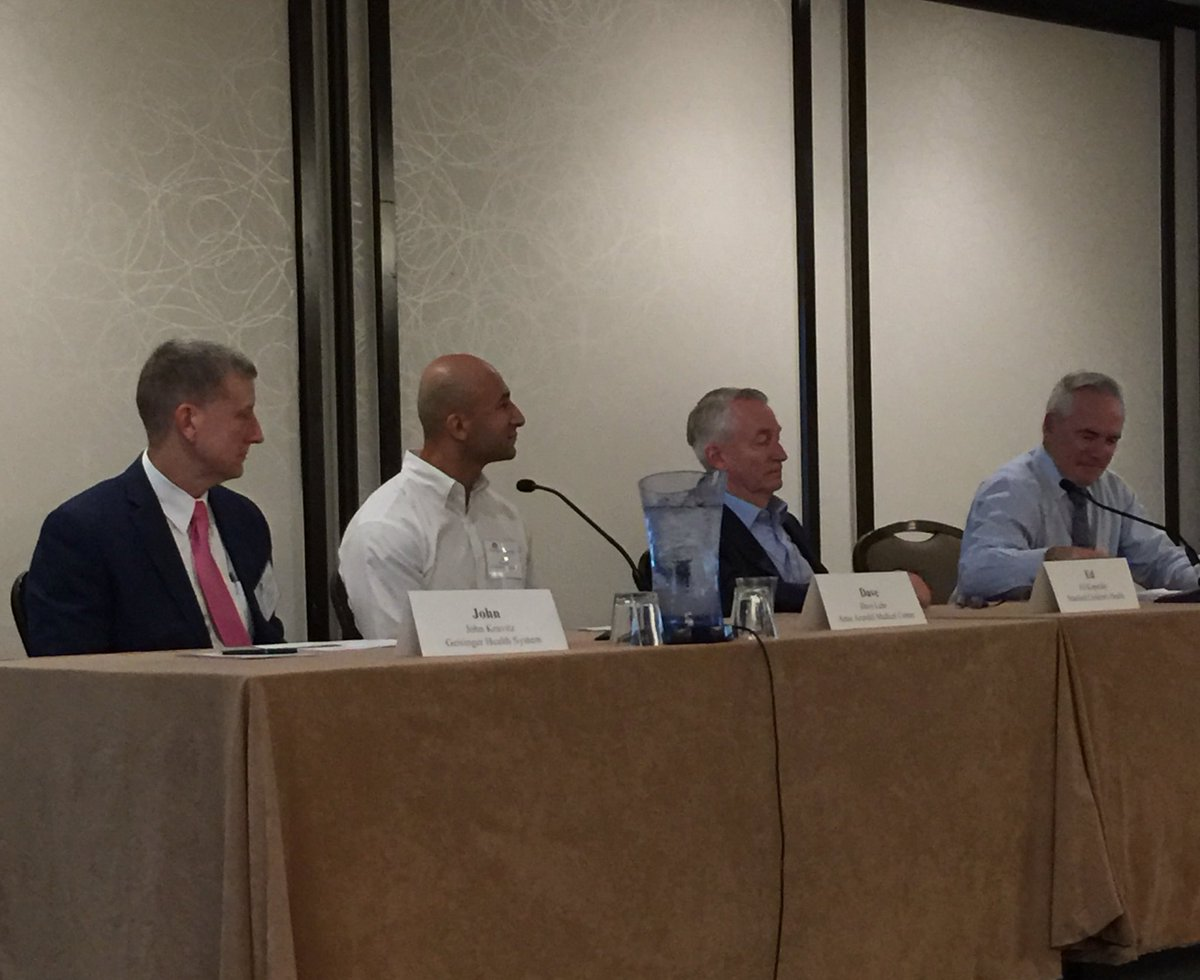Opioid Task Force at CHIME Advocacy Summit 2018