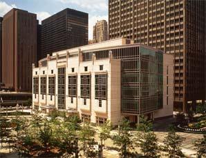 university of chicago graduate school of business - gleacher center