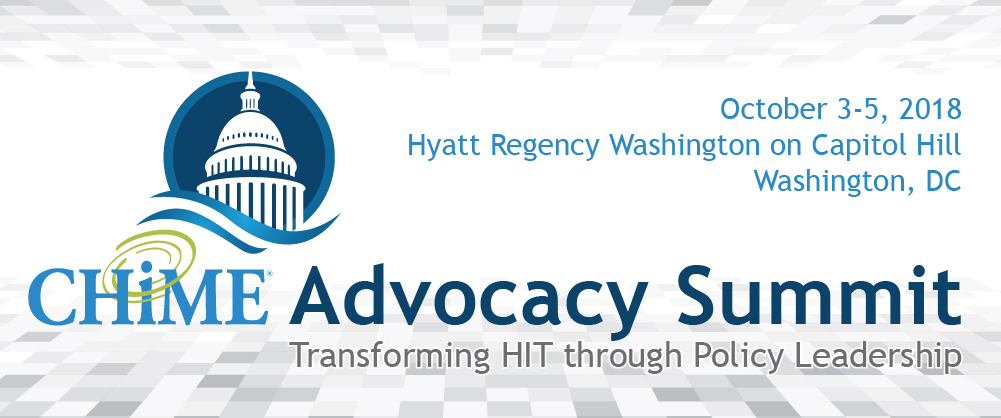chime advocacy summit transforming hit through policy leadership