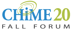 CHIME20 Fall Forum